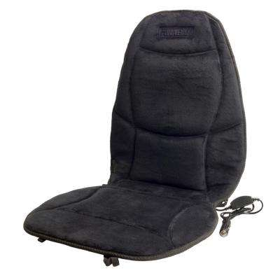 Soft Velour 12-Volt Heated Seat Cushion