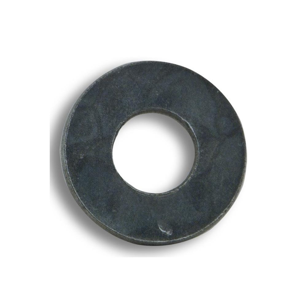 1/4 in. x 3/4 in. Zinc-Plated Flat Washer (100-Pack)