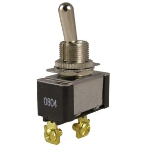 Gardner Bender 20 Amp Double-Pole Toggle Switch (1-Pack)-GSW-16