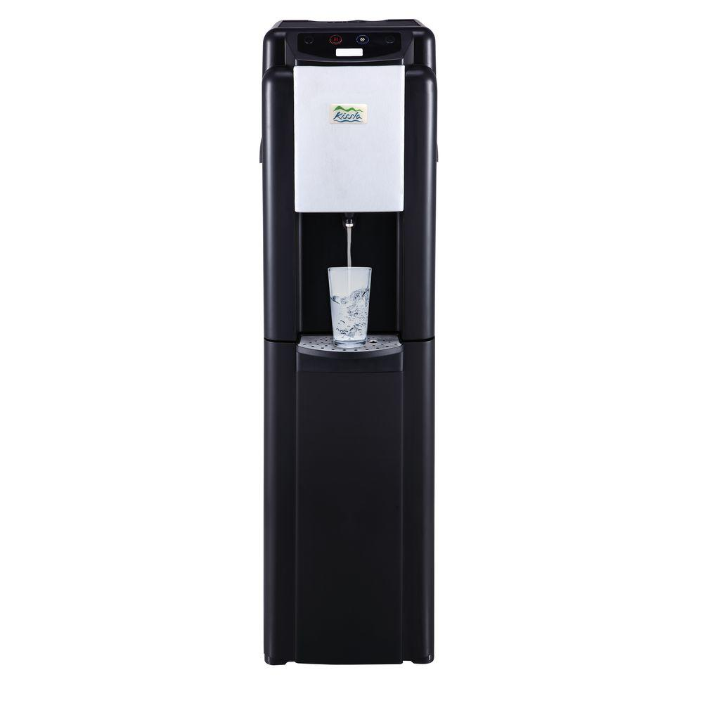 Pro Series Bottom Loading Hot/Cold Water Dispenser, Blacks