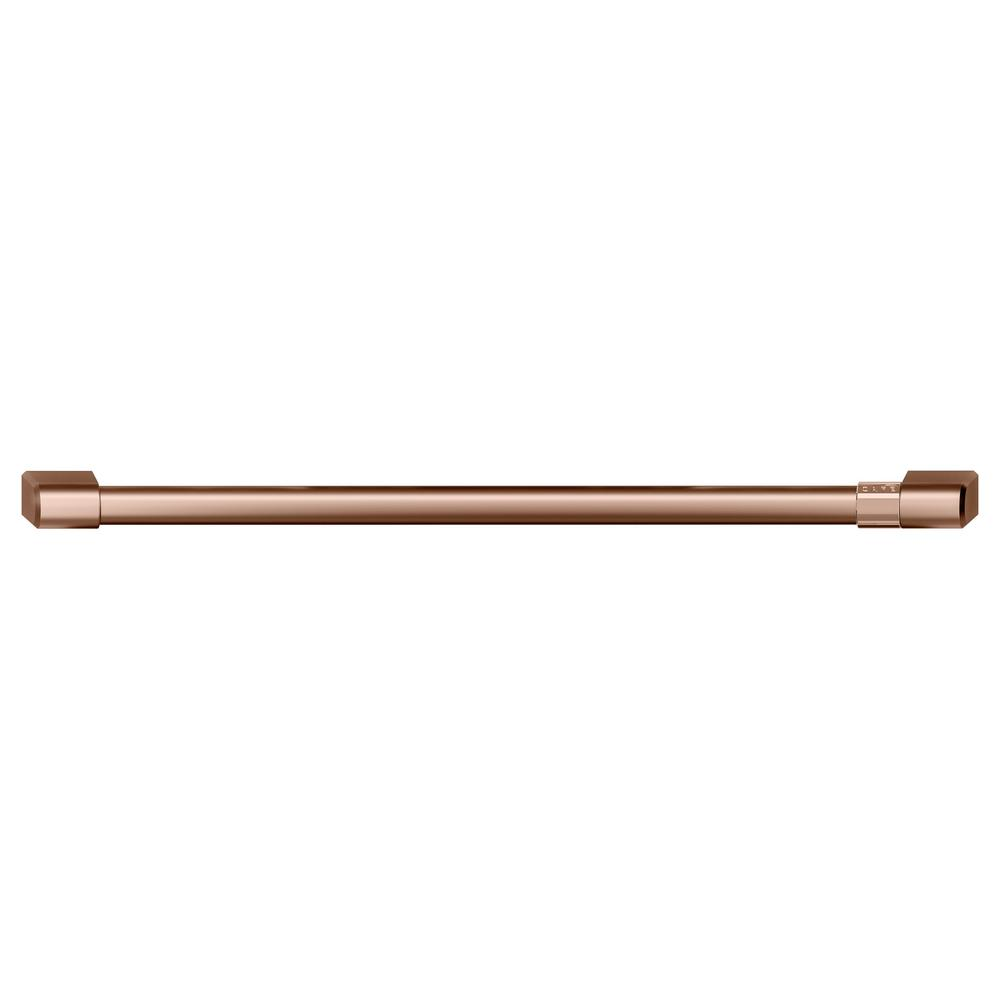 30 in. Wall Oven Handle in Brushed Copper