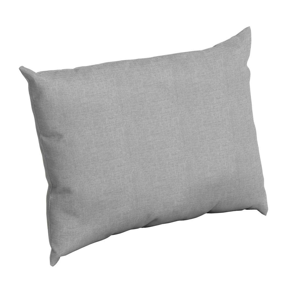 Paloma Valencia Woven Rectangle Outdoor Throw Pillow
