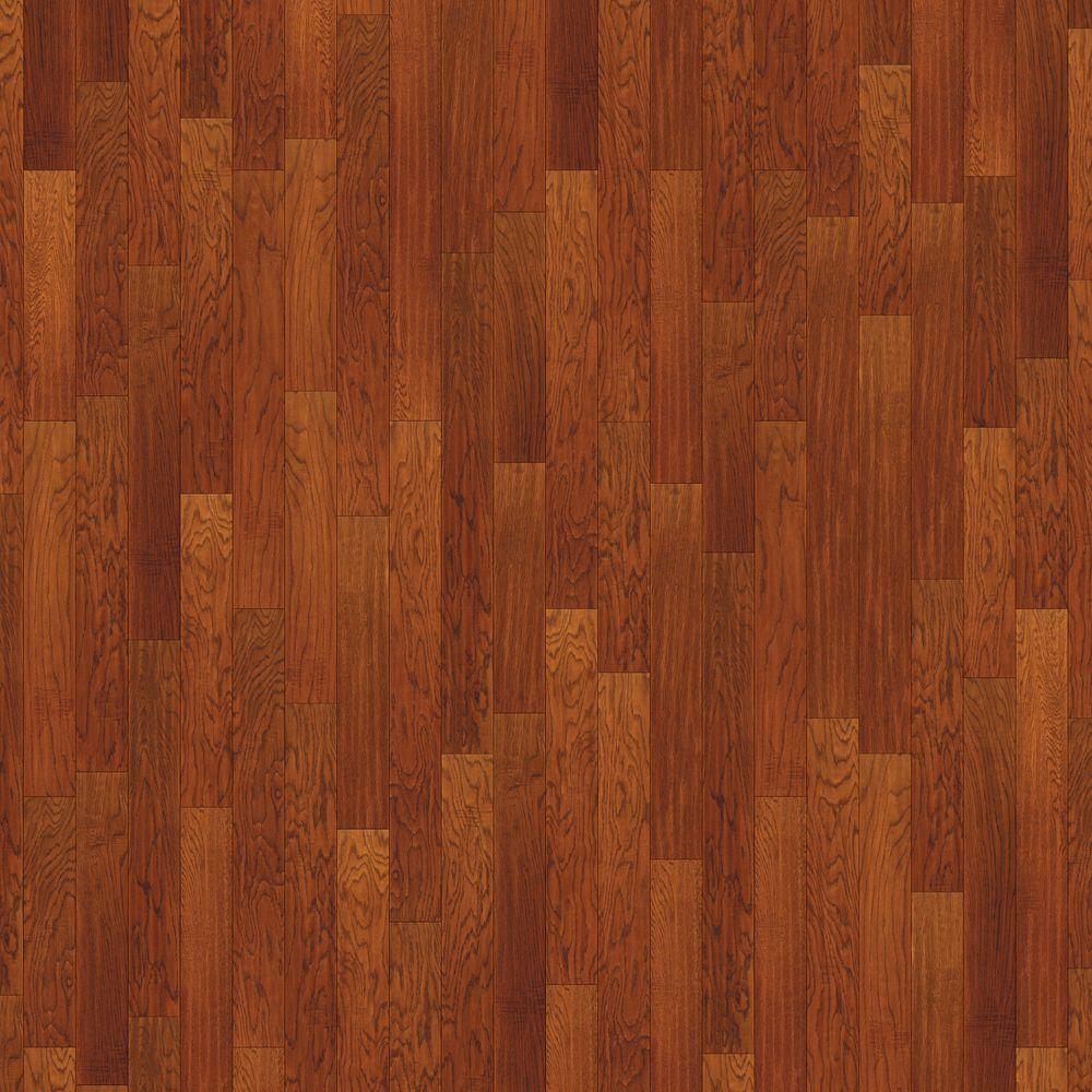 10 ft. Wide x Your Choice Length Fireside Hickory Vinyl Universal
