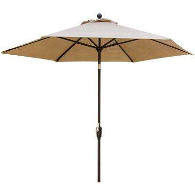 Traditions 9 ft. Tilting Patio Umbrella