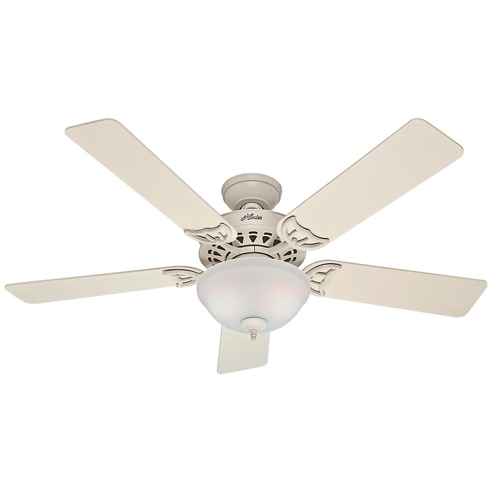 white ceiling fans sonora 52 in indoor white ceiling fan 11554