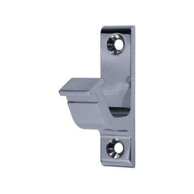 Chrome Vertical Hook Bracket Kit