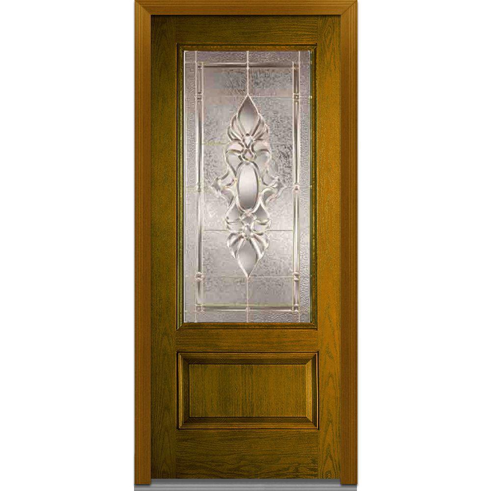36 x 80 front doors exterior doors the home depot - Home depot exterior doors 36 x 80 ...
