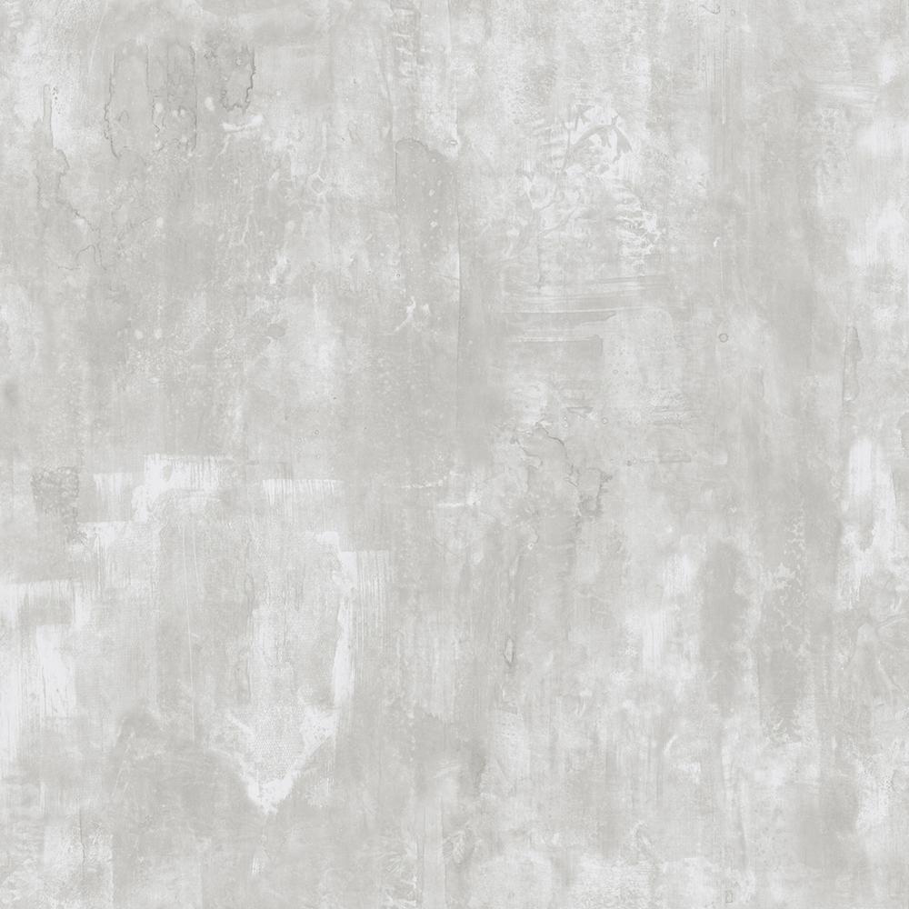Chesapeake Aubrey Alabaster Crystal Texture Wallpaper