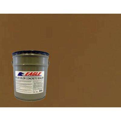 5 gal. Tile Red Solid Color Solvent Based Concrete Sealer