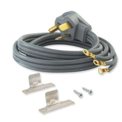 6 ft. 3-Prong 30 Amp Dryer Cord