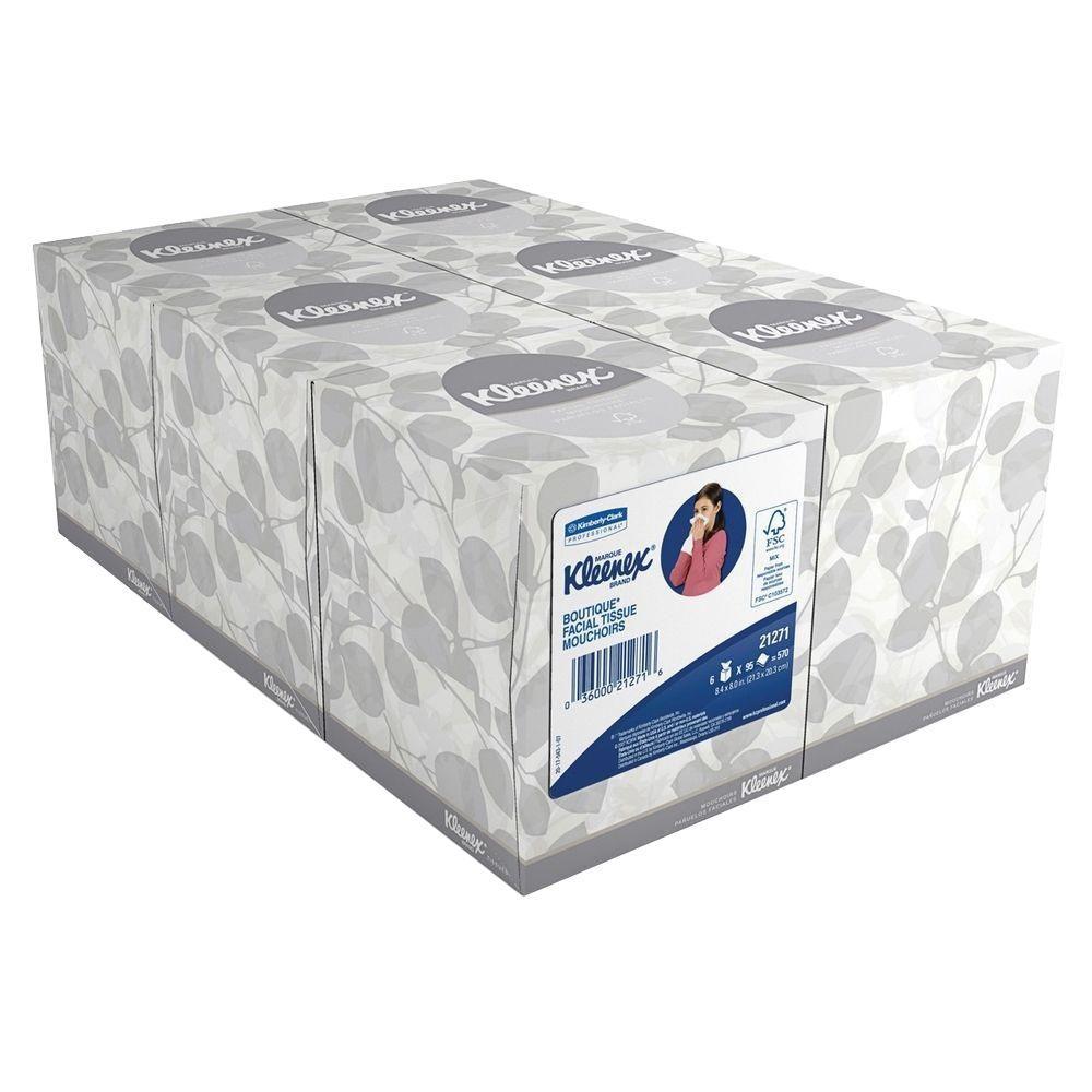 Kimberly-clark Facial Tissue 2-Ply (95 Sheets per Box)