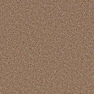 Carpet Sample - Hideaway I - Color Chasing Waves Texture 8 in. x 8 in.