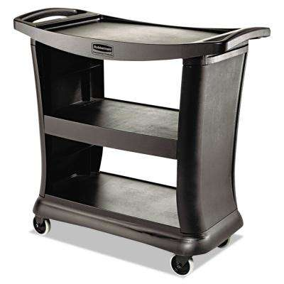 Executive 3-Shelf Service Cart
