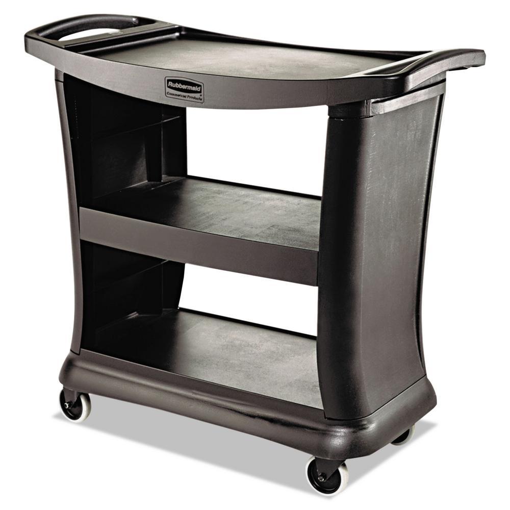 Executive 3-Shelf Service Cart