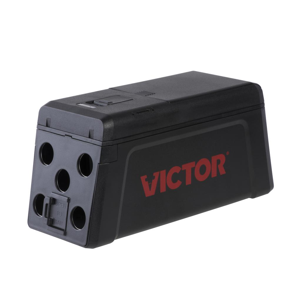 Victor Electronic Rat Trap M241 The Home Depot