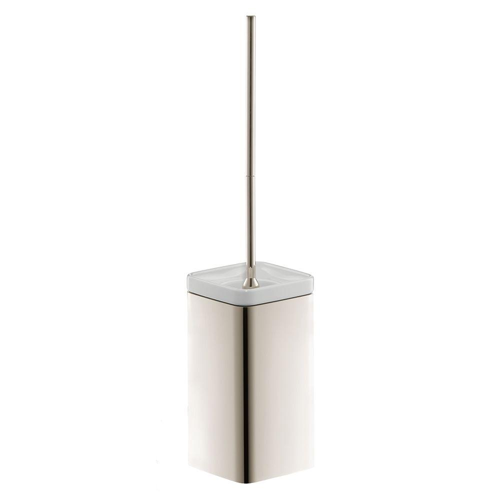 Hansgrohe Axor Urquiola Toilet Brush and Holder in Polished Nickel