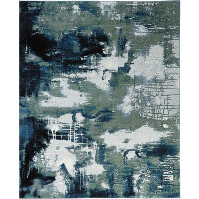 Blue Green Area Rugs The