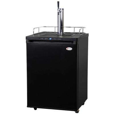 Full Size Digital Beer Keg Dispenser with Single Tap