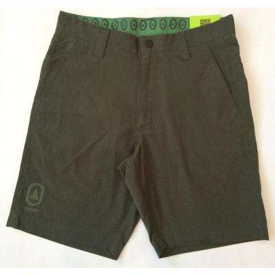 Null Men's 30 in. Green Shorts
