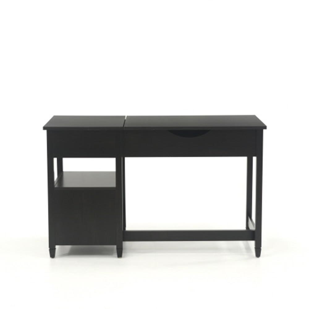 Edge Water Estate Black Lift-Top Desk