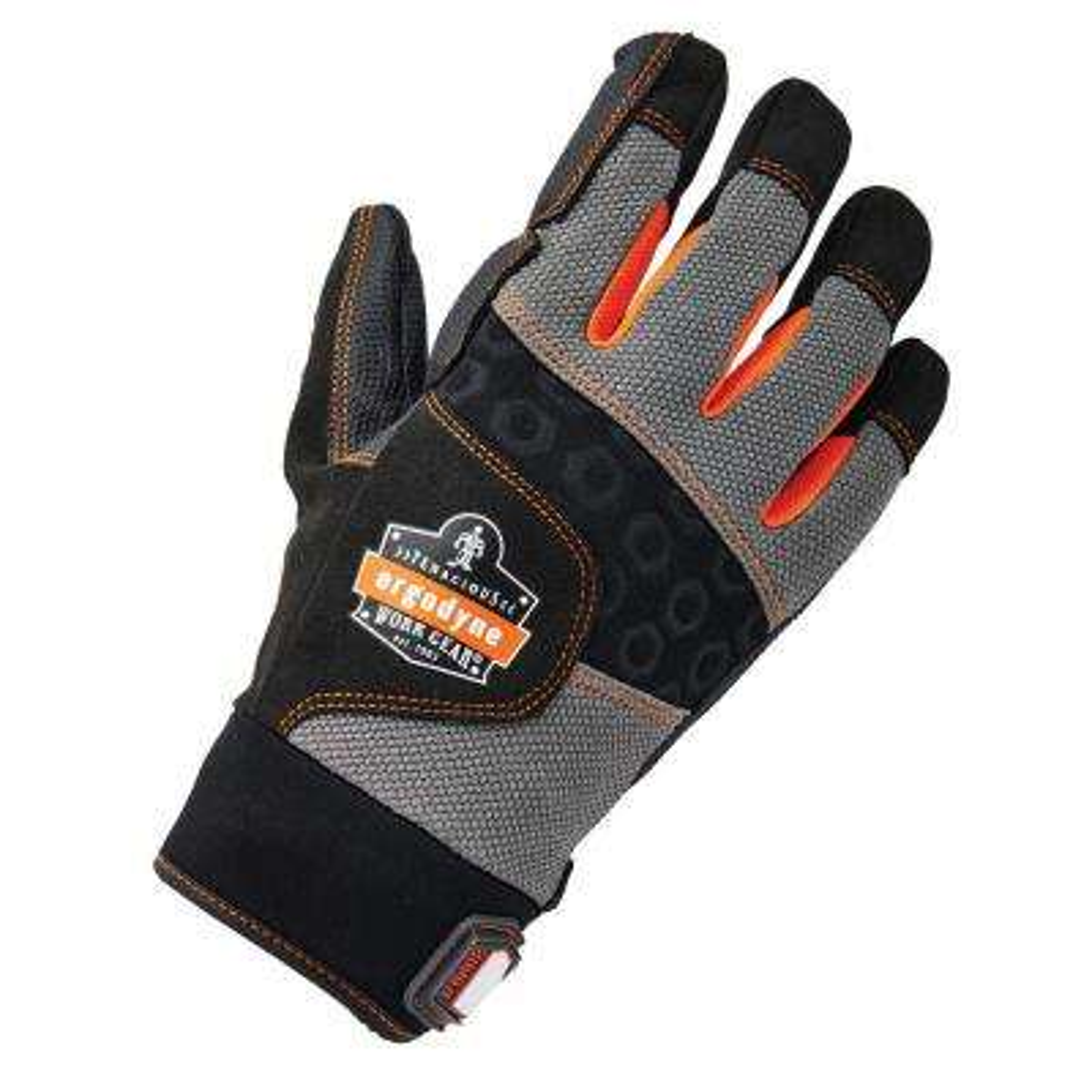 ProFlex Small Certified Full-Finger Anti-Vibration Work Gloves
