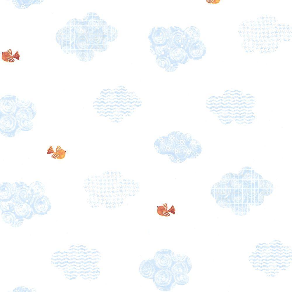 Noah's Sky Clouds Wallpaper Sample