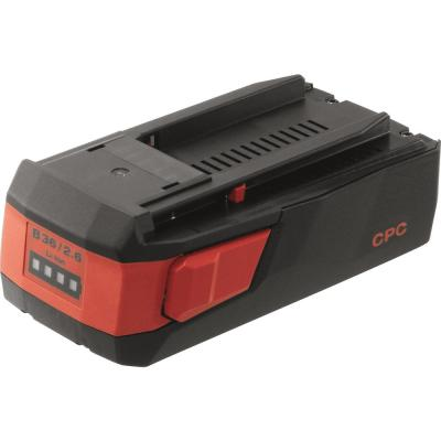 36-Volt 2.6 Ah Compact Lithium-Ion Battery Pack