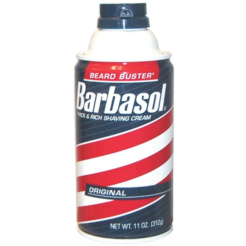 Southwest Specialty Products Barbasol Can Safe