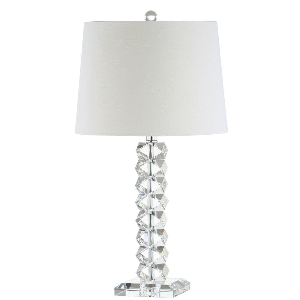 Y Julia 5 Crystal Table Jonathan Lamp InClear 25 7ybgf6
