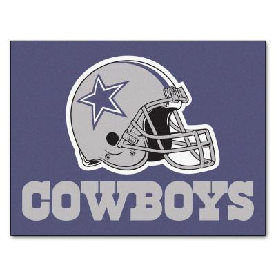 Dallas Cowboys 3 ft. x 4 ft. All-Star Rug