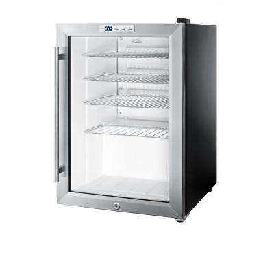 2 5 Cu Ft Gl Door Mini Fridge