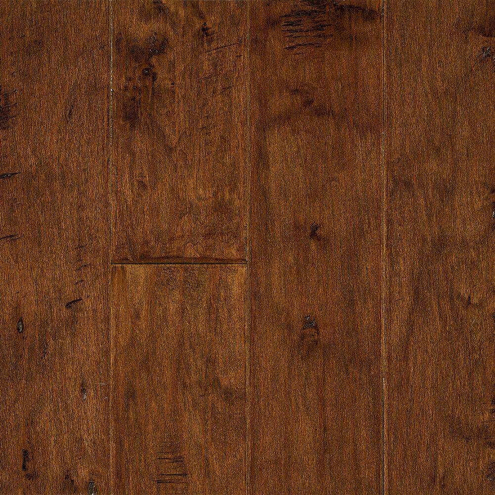 Bruce spice medley maple 3 8 in thick x 5 in wide x for Bruce hardwood floors 3 8