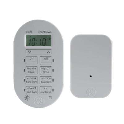 Simple Set 2-On/Off Indoor Wireless Timer System