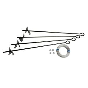 Click here to buy Arrow Auger Anchor Kit by Arrow.