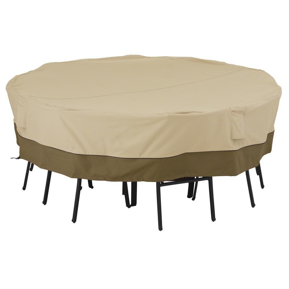 Veranda Medium/Large Square Patio Table and Chair Set Cover