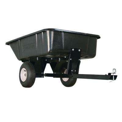 10 cu. ft. 650 lb. Poly Dump Cart