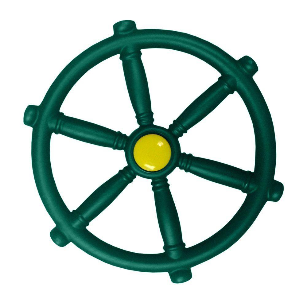 Swing-N-Slide Playsets Pirates Ship Steering Wheel