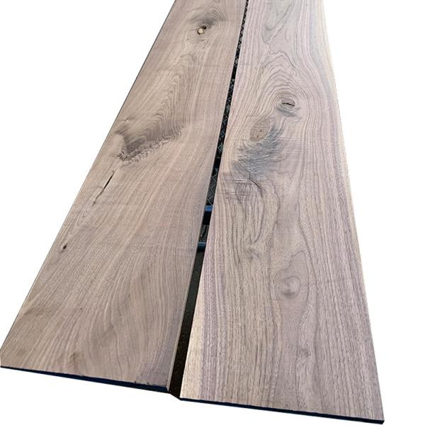 1 in. x 12 in. x 8 ft. Walnut S4S Board (2-Pack)
