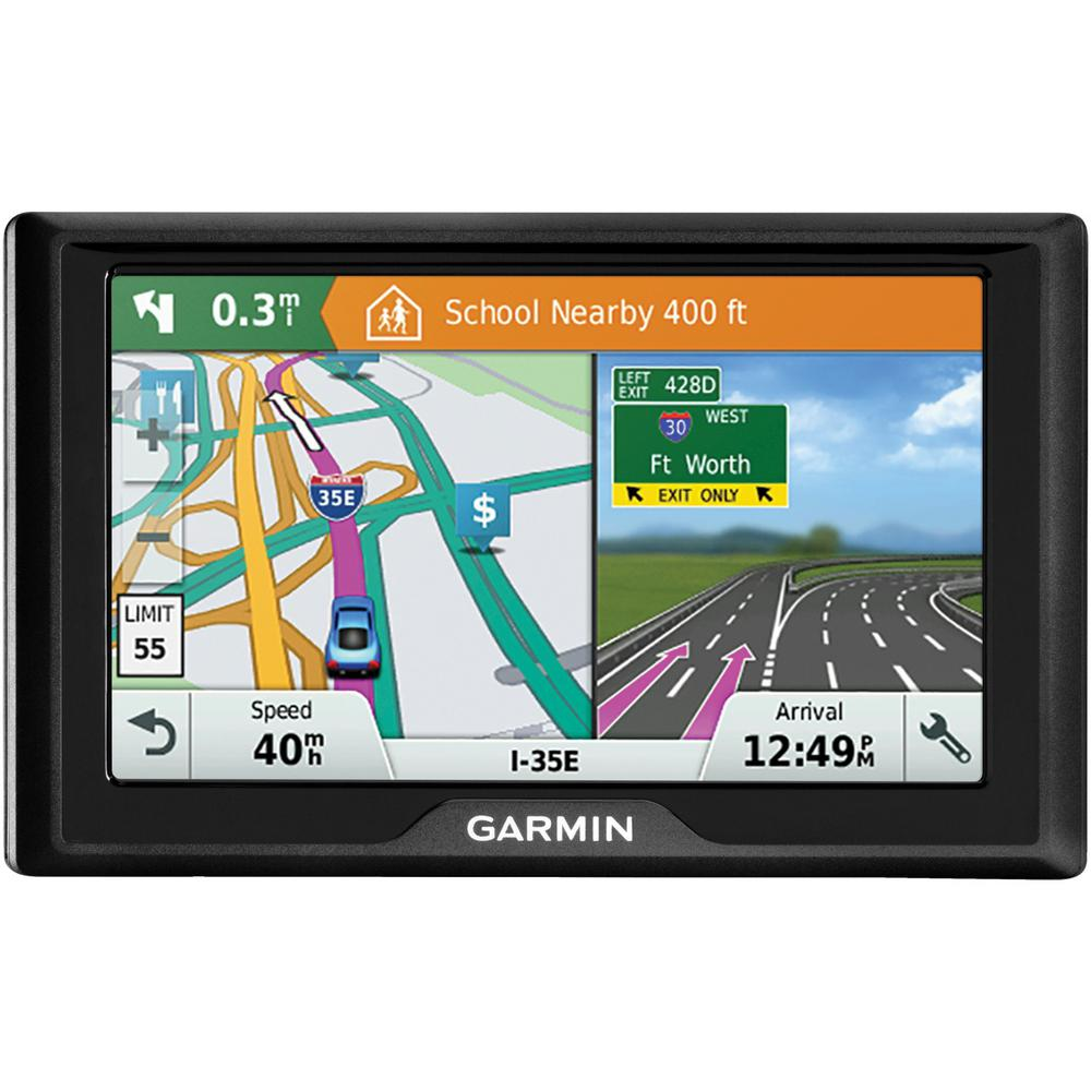 Drive 51 GPS Navigator with Driver Alerts