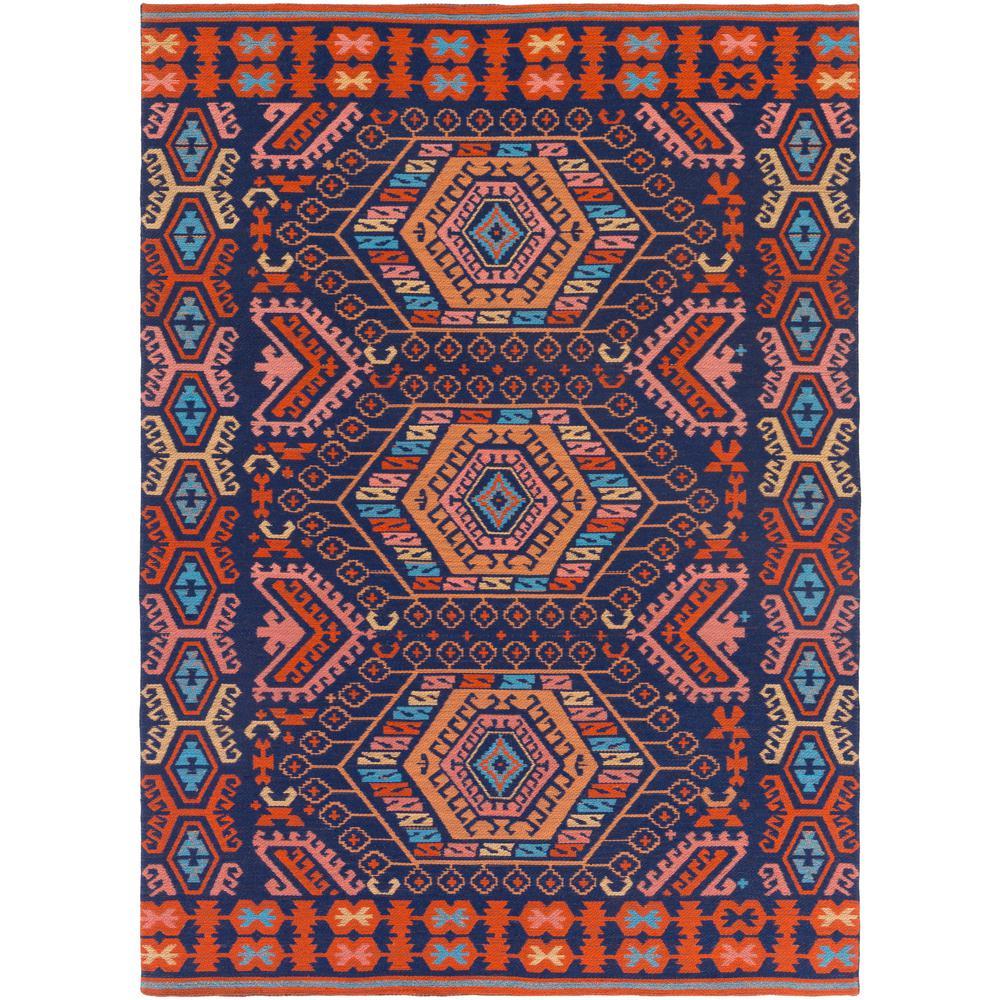 Artistic Weavers Sajal Cleo Poppy Red 4 Ft X 6 Ft Indoor Outdoor