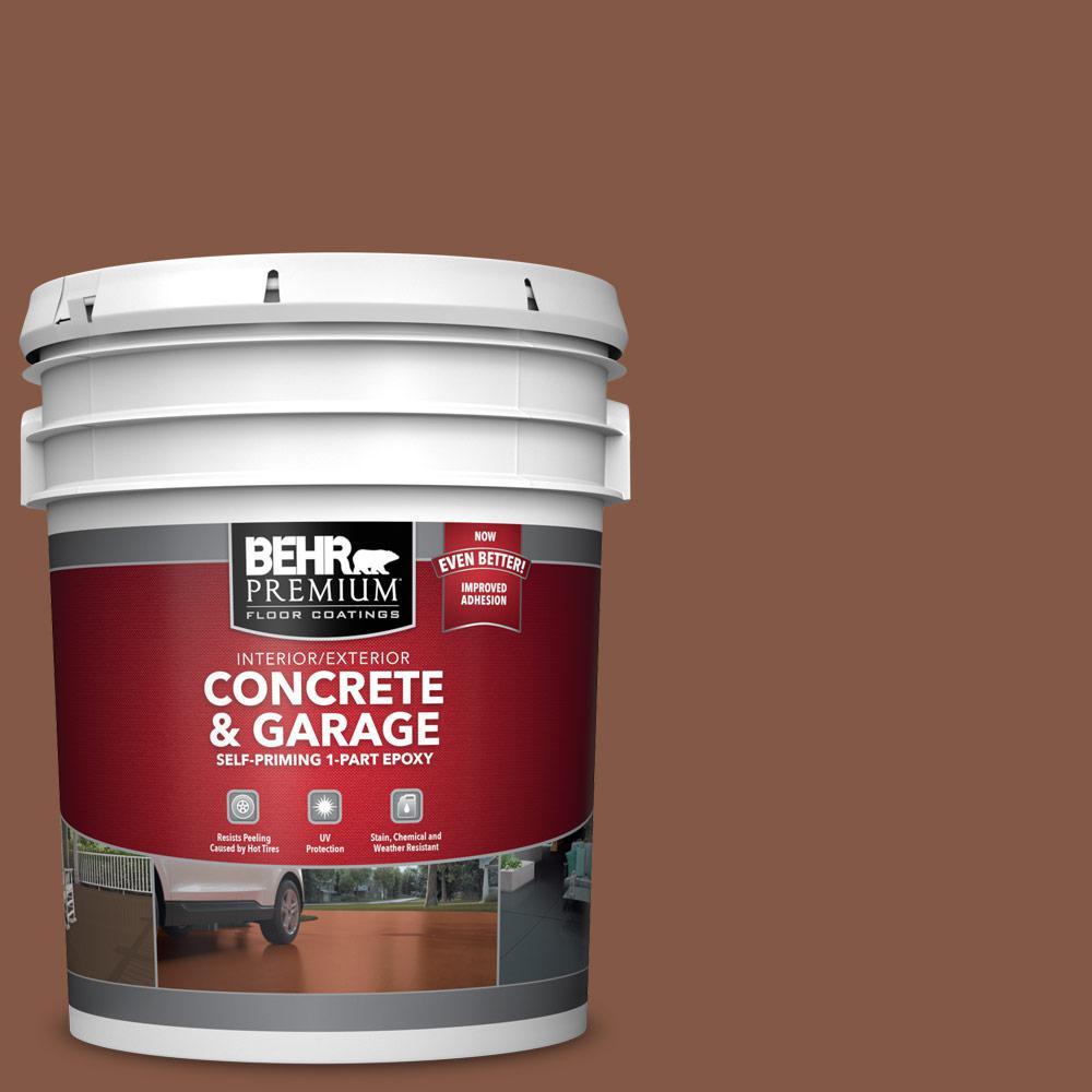 5 gal. #PFC-20 Coronado 1-Part Epoxy Satin Interior/Exterior Concrete and Garage Floor Paint