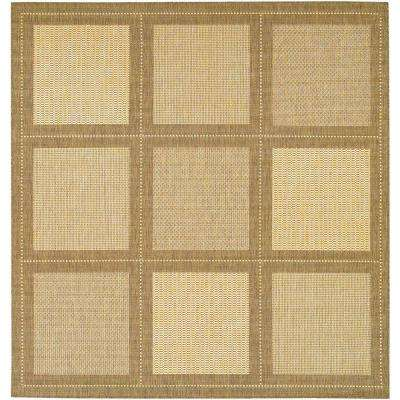 Square - Solid/Gradient - Outdoor Rugs - Rugs - The Home Depot