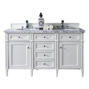 James Martin Signature Vanities Brittany 60 In W Double
