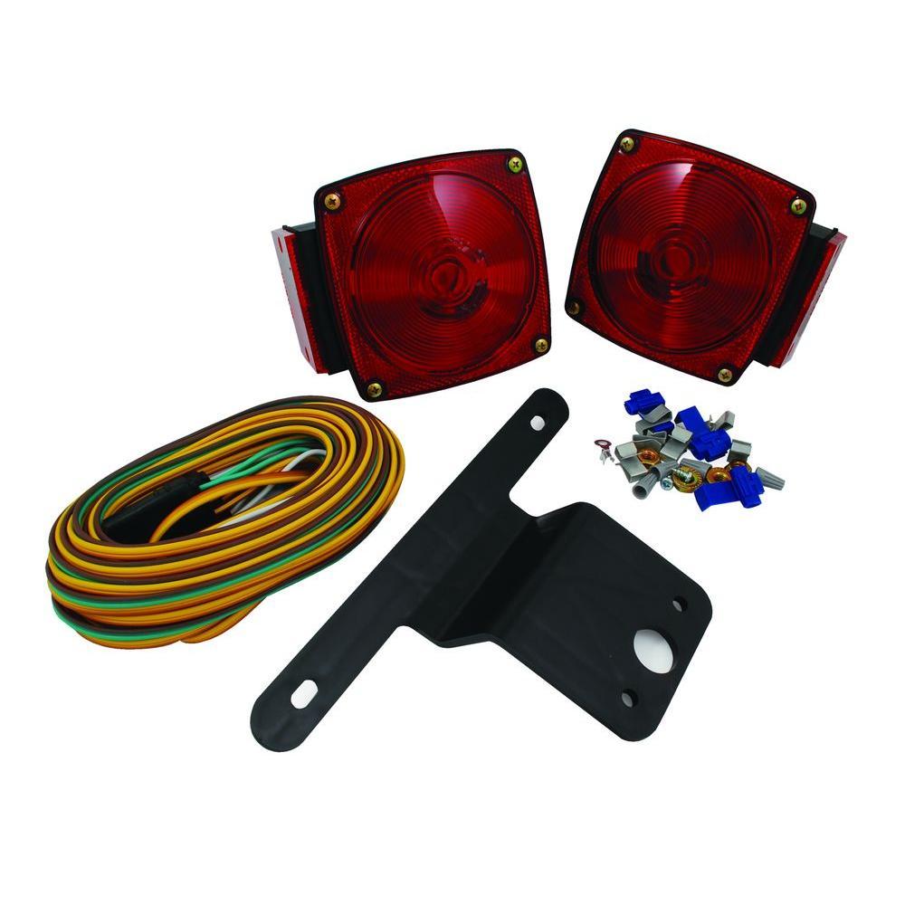 null 80 in. Submersible Trailer Light Kit