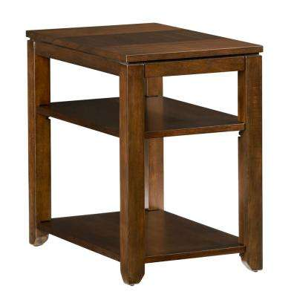 Daytona Regal Walnut Chairside Table