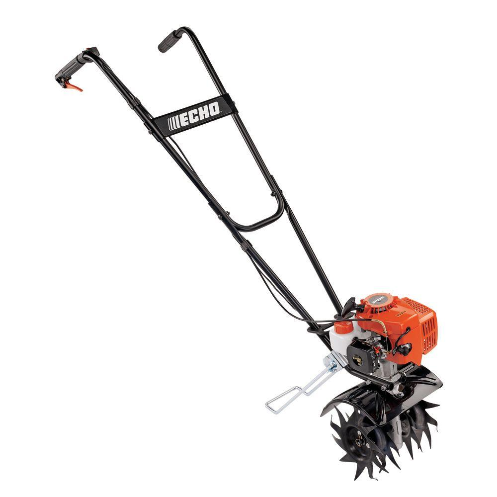 ECHO 9 in. Front-Tine Forward Rotating Gas Tiller