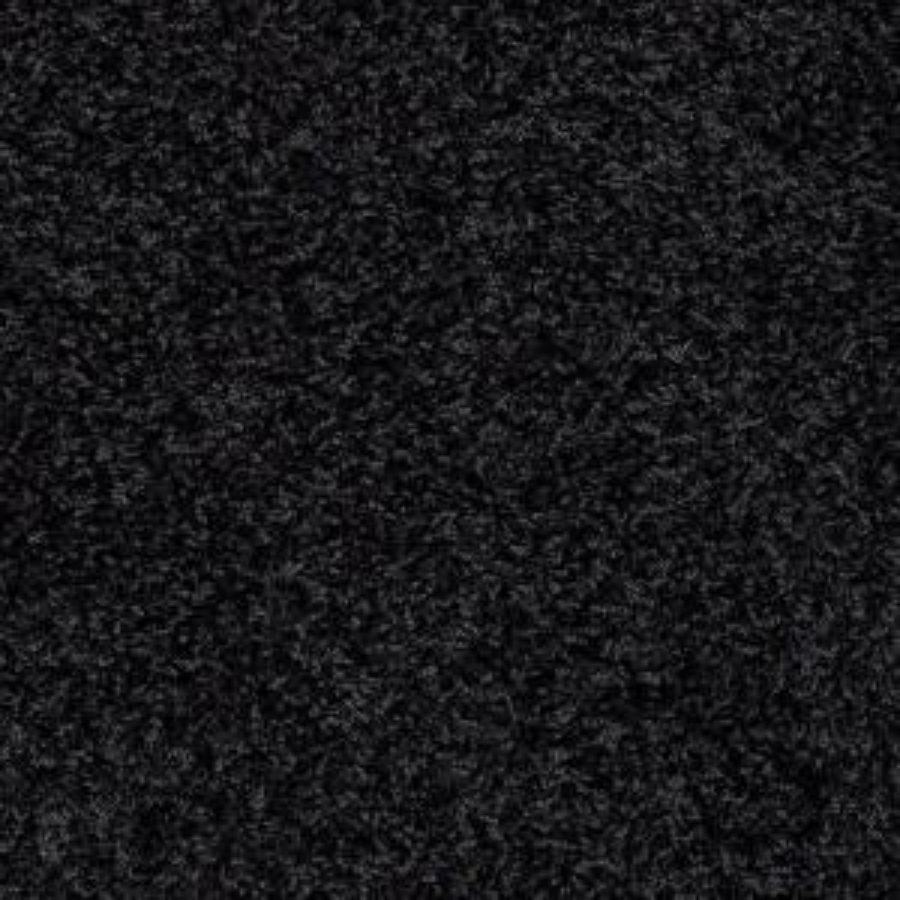Platinum Plus Carpet Sample Whimsical In Color Black
