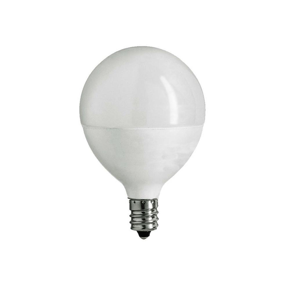 Ecosmart 60 watt equivalent g165 e12 dimmable frosted led light ecosmart 60 watt equivalent g165 e12 dimmable frosted led light bulb soft arubaitofo Image collections