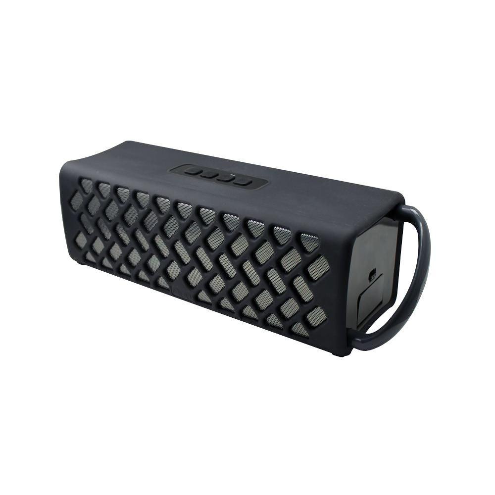 NUU Wake Portable Bluetooth Speaker - Gray
