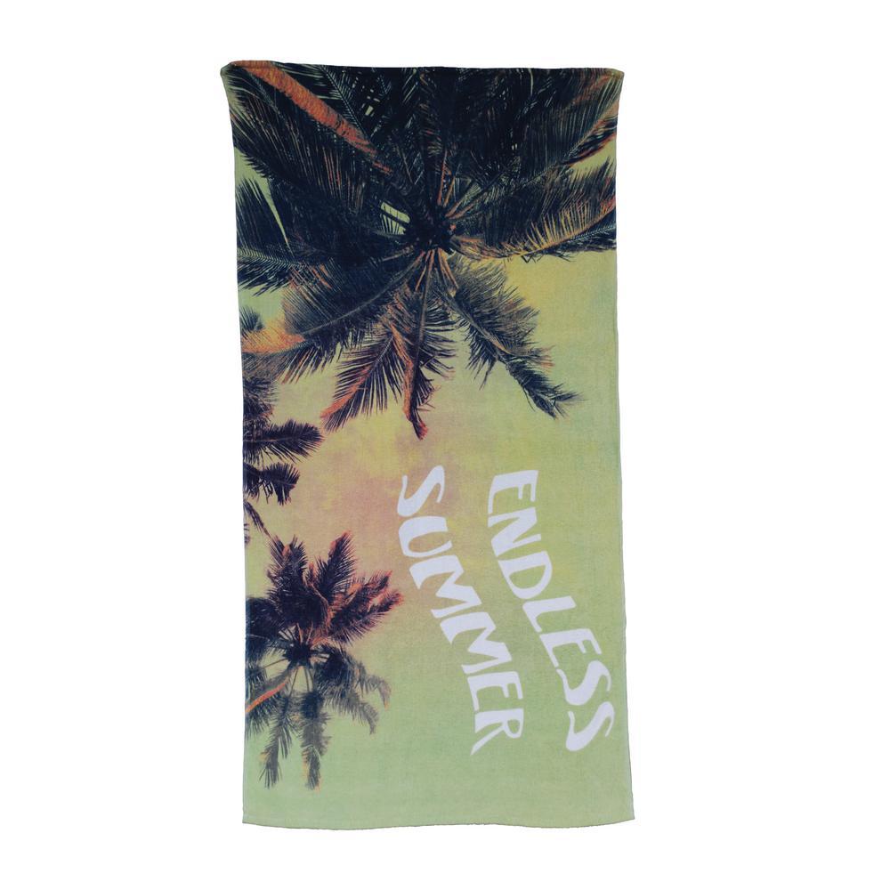 Endless Summer 100% Cotton Beach Towel